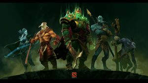 Dota2 fanart01 by crow-god