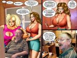 Sonya's Growing Pains page 16 by DavidCMatthews