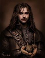 Kili and Philip by Aegileif