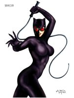 CatWoman by Angel-Akino