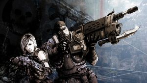Gears Of War III by wags9452