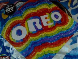 Rainbow Oreo Pride by IoniaFreak