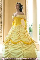 Cosplay: Belle by Adella