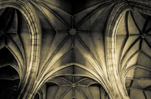 St. Michael Cathedral Ceiling by JoeGP