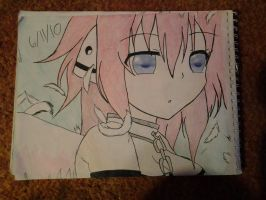 Ikaros from Heaven's Lost Property by LyricSaige928