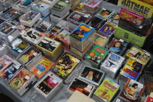 2014 Philly Non-Sports Card Show - Singles by agentpalmer