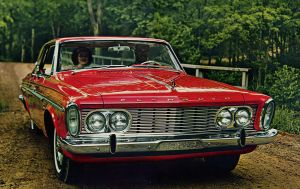 After the age of chrome and fins : 1963 Plymouth by Peterhoff3