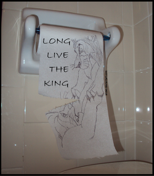 Long Live the King by Anzeo