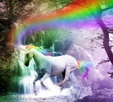 RAINBOW by Roxy-Graphics