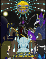 Digimon: Digital Core OCT - Round 5: Title by Caretaker-of-Myth