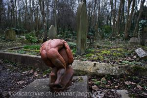 Highgate Cemetery 3 by iconicarchive