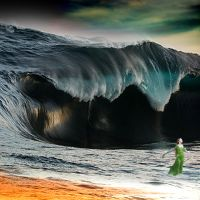 The Wave by QueenBee47