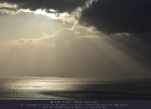 Sky and ocean 1 - Preview by ceeek-stock