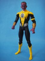 Yellow Sinestro Movie by cusT0M