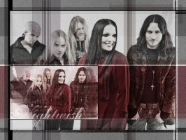 Nightwish by ghosttrackfaery