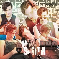 Matt Smith (11th Doctor) PNG PACK#1 6PNG by demirege41