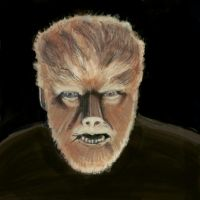 Lon Chaney Jr. by JimmyChang83