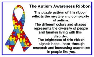 Autism Awareness Month by Tears-of-Blood-Roses
