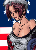 Betsy Ross Sexy by jmatchead