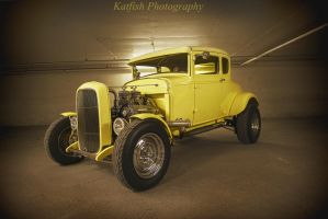 1930 Model A ford Hotrod by Ironwi11