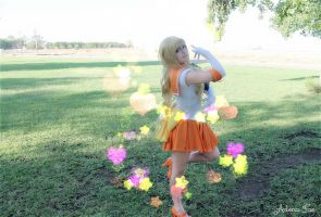 Sailor Venus Cosplay by W0lfieRose