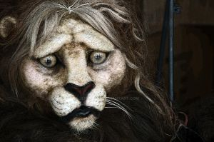 Cowardly Lion by jeffcrass
