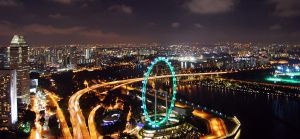 Singapore by Night - 2 by jadekin