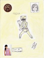 MMPR:TNG Project 4 Trina by Jred20
