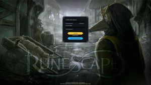 RS3 Clean Interface Style Concept - FHD Login by SquaredGlasses