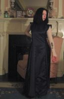 Death Eater - Dark Mark Dress 2 by Thom-Heap