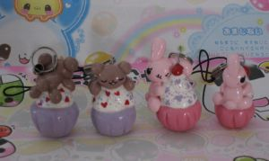 Bear and Bunny Cupcakes by kneazlegurl125