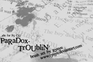 Paradox - Troublin' by ryuyu