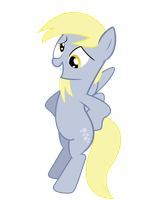 Derpy Hooves Oops by charli3brav0