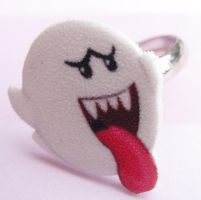 Boo Ring by MicheeMee