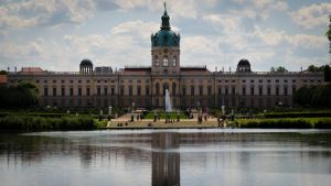 Charlottenburg Palace by Felvin