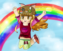 Rainbow by Aimare