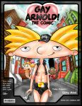 Hey Arnold Gay Comic Final by ujinko