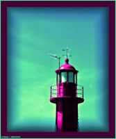 Heavenly Lighthouse by Tigles1Artistry