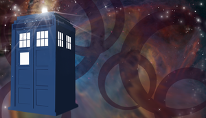 Tardis Wallpaper by OEmilyThePenguinO
