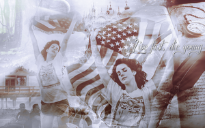 Lana Del Rey Wallpaper by blurredskies