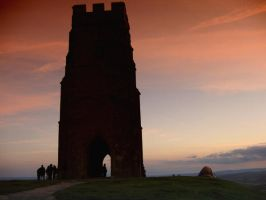 The Tor, Glastonbury by avalonmoon13