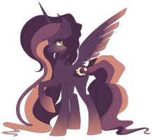 Evening Hush REDESIGN by Naioru