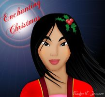 Mulan's Enchanted Christmas by nadda1984