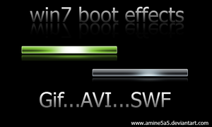 Win7 boot effects by amine5a5