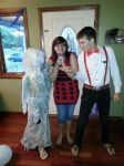 Doctor Who - Weeping Angel Cosplay #3 by TealSeraphim