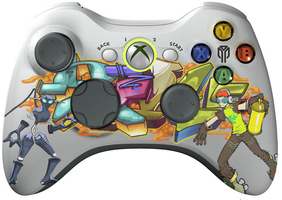 Controller Giveaway! by JetSetRadioEvoultion