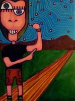 Jimmy on the Road to Health by JimmyMcCullough
