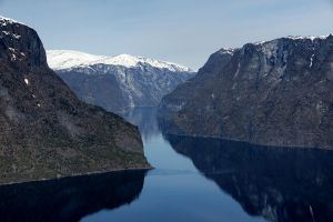 Aurlandsfjorden by twisteDtenDerness