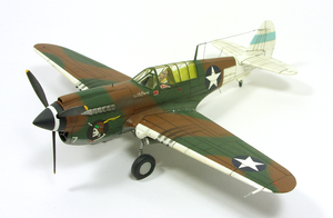 1/72 Curtiss P-40N Warhawk I by Zero-Cannard