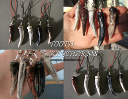 Wolf Tooth Phonestrips by SnowPain